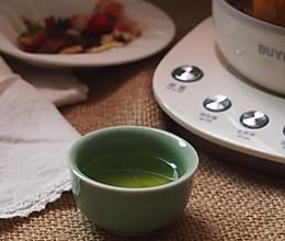 纯天然降脂茶的做法