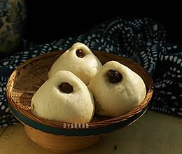 #好吃又快手,我家的冬日必备菜品#枣子馒头的做法