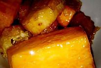甜番薯的做法