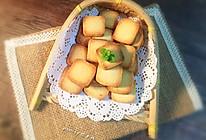 炼乳脆饼干的做法