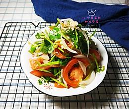 #爽口凉菜,开胃一夏!#新疆皮辣红的做法