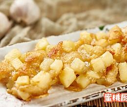 土豆鸡肉煎饼的做法