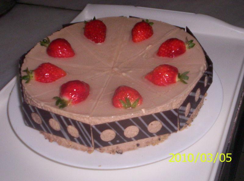 巧克力慕丝蛋糕