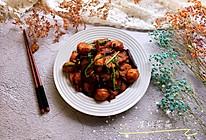 #钟于经典传统味#茨菇焖五花肉的做法