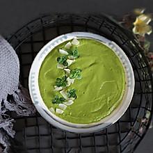 椰香蔬菜浓汤
