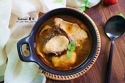 麻辣酸菜鱼片火锅