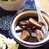 生地莲藕瘦肉汤的做法图解2