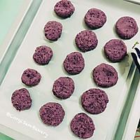 【健康减脂】紫薯鸡胸肉小饼(主人和汪可同食)的做法图解3