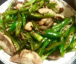 下饭神器#小炒肉的做法