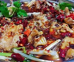 重庆味道-麻辣水煮鱼的做法