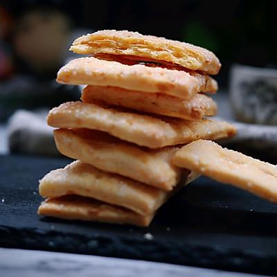 网红咸蛋黄饼干
