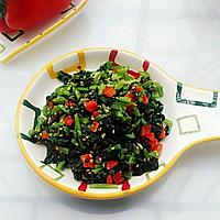 凉拌小青菜的做法图解5