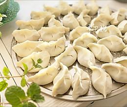 清香黄瓜饺子#中式减脂餐#的做法