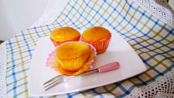 小婴儿也能放心享用的超柔软cup  cake~步骤超详细的做法