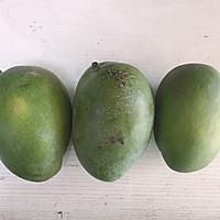 芒果干的做法图解1