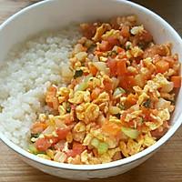 宝宝辅食(虾仁时蔬饭)的做法图解10