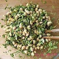 香椿芽拌黄豆的做法图解6