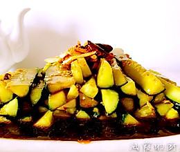#夏日素食#酸辣瓜条的做法