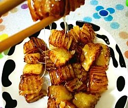 土豆挂浆【拔丝地瓜等做法都是一样滴】的做法