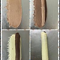 豹纹吐司的做法图解7
