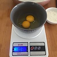 蕾丝~鸡蛋卷饼的做法图解2