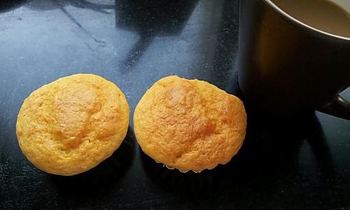香橙马芬的做法
