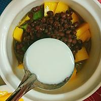 红豆水果西米露的做法图解9