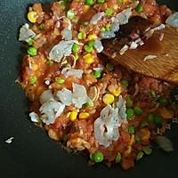 在家就能吃到的美味,宝宝和妈妈一起享用的西式大餐!虾仁什锦焗的做法图解10