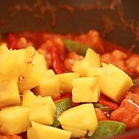 迷迭香:菠萝咕咾肉的做法图解16