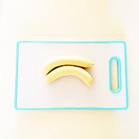 我爱布拿拿~甜滋滋烤箱香蕉片的做法图解2