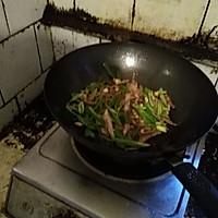双椒炒小黄鱼的做法图解6