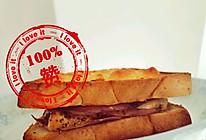 鸡胸肉三明治的做法