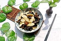 #多力金牌大厨带回家-上海站#山药炒木耳的做法