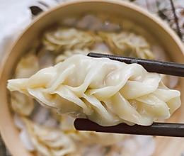 """#甜蜜暖冬,""""焙""""感幸福#【胡萝卜玉米香菇蒸饺】的做法"""