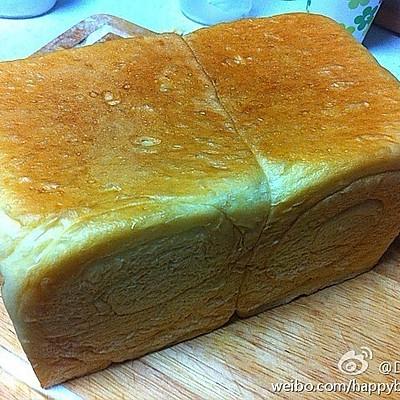 北海道奶油土司