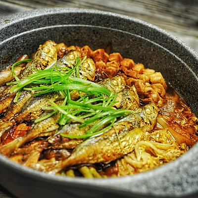 东北杂鱼一锅鲜(乱炖)