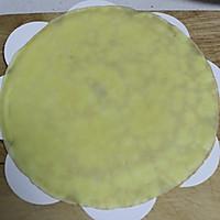 草莓,芒果千层蛋糕的做法图解17