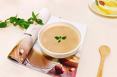 冬季養生抗霾配方豆漿