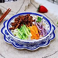 #多力金牌大厨带回家-北京站#经典的炸酱面的做法图解17