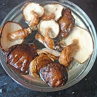 香菇莲藕炖排骨#金龙鱼外婆乡小榨菜籽油 最强家乡菜#的做法图解1