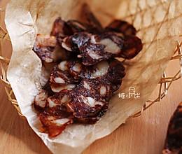 【麻辣腊肠】瘦肉版+搅拌机懒人版的做法