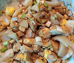 葱拌鹅蛋(家常)的做法