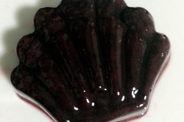 婴儿辅食之蓝莓果冻(零添加)的做法