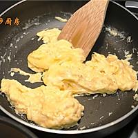 曼步厨房 - 快手早餐 - 烟熏三文鱼鸡蛋三明治的做法图解6