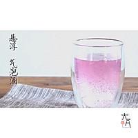 渐变色悬浮饮料(用把勺子就搞定,冷藏更梦幻,聚会装下逼)的做法图解4