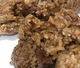 肉粽的做法