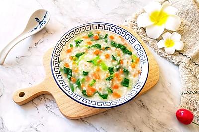快手蔬菜粥