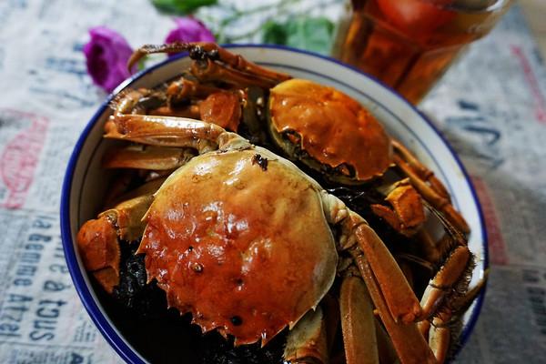 油焖河蟹-另外的一种美味可能性的做法