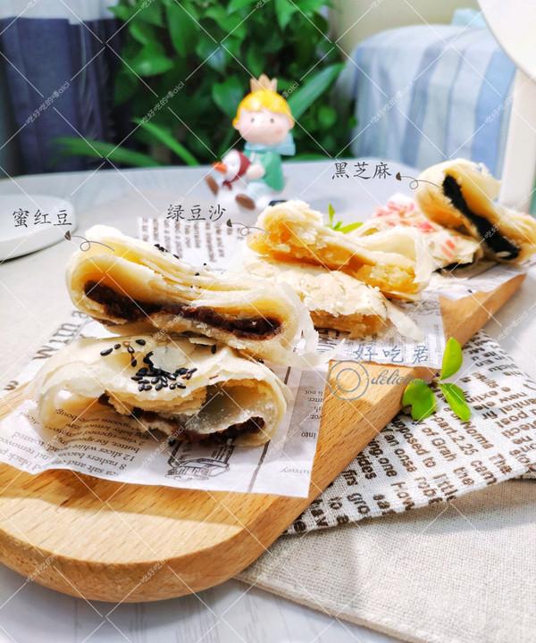 传统苏氏月饼的做法