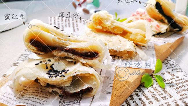 #晒出你的团圆大餐#传统苏氏月饼的做法